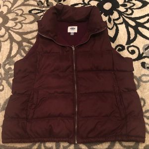 Old Navy Frost Free Vest